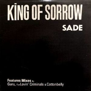 <img class='new_mark_img1' src='https://img.shop-pro.jp/img/new/icons3.gif' style='border:none;display:inline;margin:0px;padding:0px;width:auto;' />SADE - KING OF SORROW (12) (UK) (PROMO) (VG+/VG)