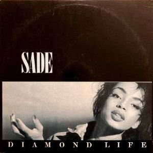 <img class='new_mark_img1' src='https://img.shop-pro.jp/img/new/icons3.gif' style='border:none;display:inline;margin:0px;padding:0px;width:auto;' />SADE - DIAMOND LIFE (LP) (VG+/VG+)