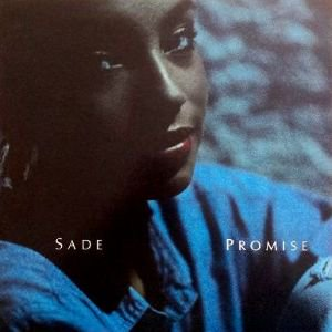 SADE - PROMISE (LP) (JP) (EX/EX)