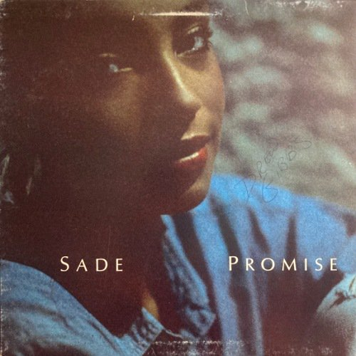 <img class='new_mark_img1' src='https://img.shop-pro.jp/img/new/icons3.gif' style='border:none;display:inline;margin:0px;padding:0px;width:auto;' />SADE - PROMISE (LP) (VG/VG)