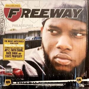 FREEWAY - PHILADELPHIA FREEWAY (LP) (VG/EX)