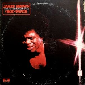 <img class='new_mark_img1' src='https://img.shop-pro.jp/img/new/icons3.gif' style='border:none;display:inline;margin:0px;padding:0px;width:auto;' />JAMES BROWN - HOT PANTS (LP) (VG+/VG+)