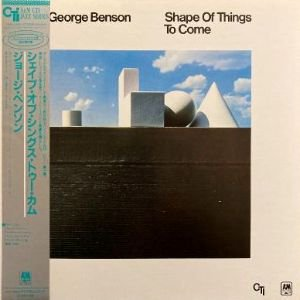 <img class='new_mark_img1' src='https://img.shop-pro.jp/img/new/icons3.gif' style='border:none;display:inline;margin:0px;padding:0px;width:auto;' />GEORGE BENSON - SHAPE OF THINGS TO COME (LP) (JP) (EX/EX)