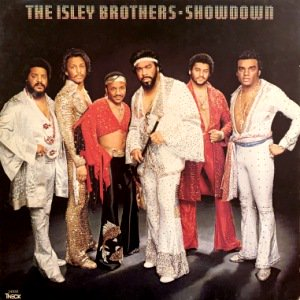 <img class='new_mark_img1' src='https://img.shop-pro.jp/img/new/icons3.gif' style='border:none;display:inline;margin:0px;padding:0px;width:auto;' />THE ISLEY BROTHERS - SHOWDOWN (LP) (VG+/VG+)