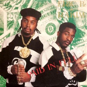<img class='new_mark_img1' src='https://img.shop-pro.jp/img/new/icons3.gif' style='border:none;display:inline;margin:0px;padding:0px;width:auto;' />ERIC B. & RAKIM - PAID IN FULL (LP) (VG+/VG+)