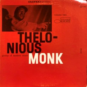<img class='new_mark_img1' src='https://img.shop-pro.jp/img/new/icons3.gif' style='border:none;display:inline;margin:0px;padding:0px;width:auto;' />THELONIOUS MONK - GENIUS OF MODERN MUSIC VOLUME 2 (LP) (RE) (EX/VG+)