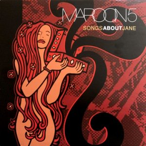 <img class='new_mark_img1' src='https://img.shop-pro.jp/img/new/icons3.gif' style='border:none;display:inline;margin:0px;padding:0px;width:auto;' />MAROON 5 - SONGS ABOUT JANE (LP) (RE) (EX/EX)