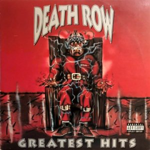 <img class='new_mark_img1' src='https://img.shop-pro.jp/img/new/icons3.gif' style='border:none;display:inline;margin:0px;padding:0px;width:auto;' />V.A. - DEATH ROW - GREATEST HITS (LP) (VG+/VG+)