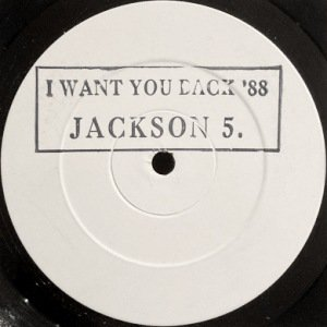 <img class='new_mark_img1' src='https://img.shop-pro.jp/img/new/icons3.gif' style='border:none;display:inline;margin:0px;padding:0px;width:auto;' />JACKSON 5 - I WANT YOU BACK '88 (12) (EX)