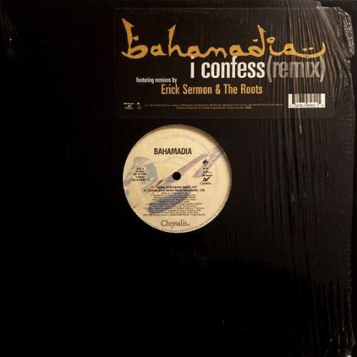 BAHAMADIA - I CONFESS (REMIX) (12) (EX/EX)