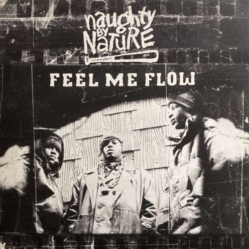 <img class='new_mark_img1' src='https://img.shop-pro.jp/img/new/icons3.gif' style='border:none;display:inline;margin:0px;padding:0px;width:auto;' />NAUGHTY BY NATURE - FEEL ME FLOW (12) (UK) (VG+/VG+)