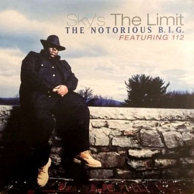 NOTORIOUS B.I.G. - SKY'S THE LIMIT / KICK IN THE DOOR / GOING BACK TO CALI (12) (VG+/VG+)