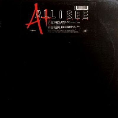 A+ - ALL I SEE (REMIX) (12) (EX/VG+)