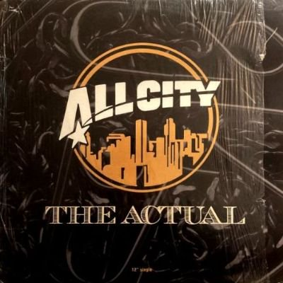 ALL CITY - THE ACTUAL (12) (VG+/VG+)