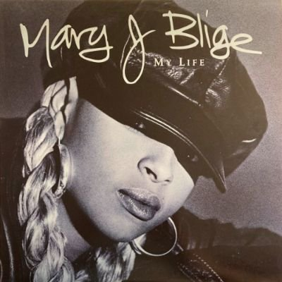 <img class='new_mark_img1' src='https://img.shop-pro.jp/img/new/icons3.gif' style='border:none;display:inline;margin:0px;padding:0px;width:auto;' />MARY J. BLIGE - MY LIFE (LP) (VG+/VG+)