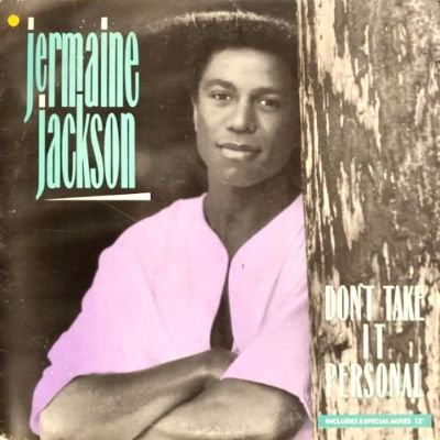 <img class='new_mark_img1' src='https://img.shop-pro.jp/img/new/icons3.gif' style='border:none;display:inline;margin:0px;padding:0px;width:auto;' />JERMAINE JACKSON - DON'T TAKE IT PERSONAL (12) (VG/VG)