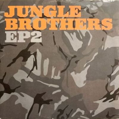 <img class='new_mark_img1' src='https://img.shop-pro.jp/img/new/icons3.gif' style='border:none;display:inline;margin:0px;padding:0px;width:auto;' />JUNGLE BROTHERS - JUNGLE BROTHERS EP 2 (12) (VG/VG+)