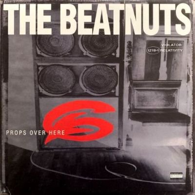 <img class='new_mark_img1' src='https://img.shop-pro.jp/img/new/icons3.gif' style='border:none;display:inline;margin:0px;padding:0px;width:auto;' />THE BEATNUTS - PROPS OVER HERE (12) (EX/VG+)
