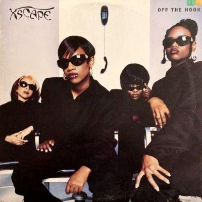 XSCAPE - OFF THE HOOK (LP) (VG+/VG)