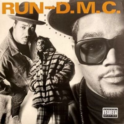 RUN-D.M.C. - BACK FROM HELL (LP) (VG/VG+)
