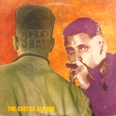 <img class='new_mark_img1' src='https://img.shop-pro.jp/img/new/icons3.gif' style='border:none;display:inline;margin:0px;padding:0px;width:auto;' />3RD BASS - THE CACTUS ALBUM (LP) (VG+/VG)