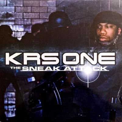 <img class='new_mark_img1' src='https://img.shop-pro.jp/img/new/icons3.gif' style='border:none;display:inline;margin:0px;padding:0px;width:auto;' />KRS ONE - THE SNEAK ATTACK (LP) (VG+/VG+)