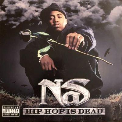 NAS - HIP HOP IS DEAD (LP) (VG/VG+)