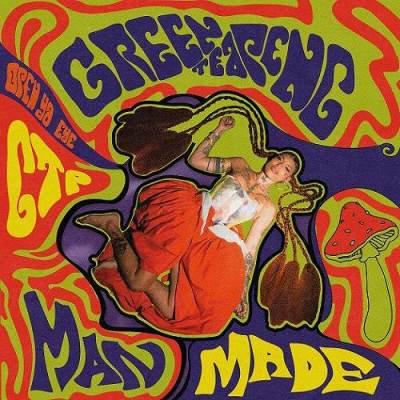 GREENTEA PENG - MAN MADE (LP) (NEW)