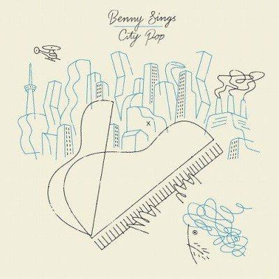 BENNY SINGS - CITY POP (LP) (NEW)