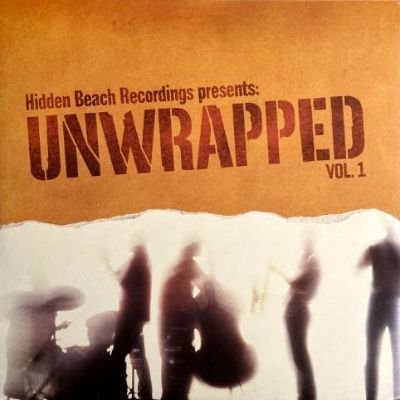 <img class='new_mark_img1' src='https://img.shop-pro.jp/img/new/icons3.gif' style='border:none;display:inline;margin:0px;padding:0px;width:auto;' />V.A. - HIDDEN BEACH RECORDINGS PRESENTS: UNWRAPPED VOL. 1 (LP) (VG+/VG+)