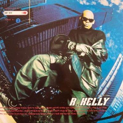 R. KELLY - S.T. (LP) (UK) (VG+/VG+)