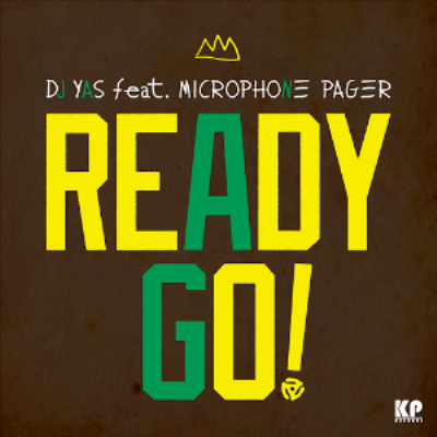 <img class='new_mark_img1' src='https://img.shop-pro.jp/img/new/icons3.gif' style='border:none;display:inline;margin:0px;padding:0px;width:auto;' />DJ YAS feat. MICROPHONE PAGER(MURO&TWIGY) - READY GO! (7) (EX)