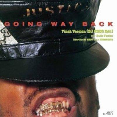 JUST-ICE - GOING WAY BACK 7INCH VERSION (DJ KOCO EDIT) (7) (NEW)