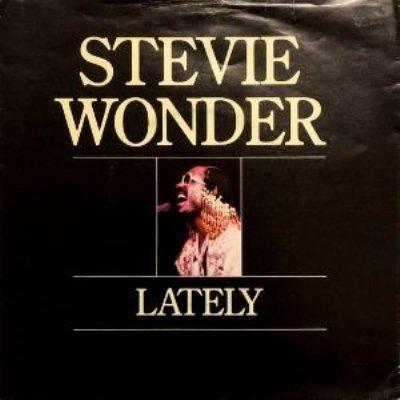 STEVIE WONDER - LATELY / IF IT'S MAGIC (7) (UK) (VG+/VG+)