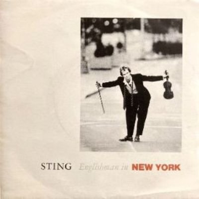 STING - ENGLISHMAN IN NEW YORK (7) (ES) (VG+/VG+)