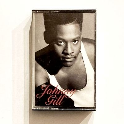 JOHNNY GILL - S.T. (CASSETTE) (VG+/VG+)