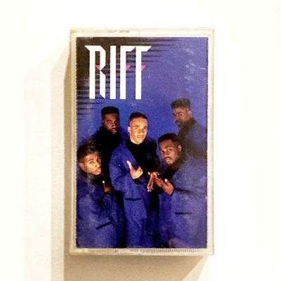 RIFF - S.T. (CASSETTE) (VG+/VG+)