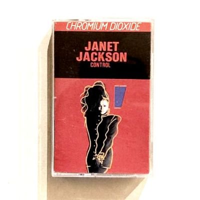<img class='new_mark_img1' src='https://img.shop-pro.jp/img/new/icons3.gif' style='border:none;display:inline;margin:0px;padding:0px;width:auto;' />JANET JACKSON - CONTROL (CASSETTE) (VG+/VG+)