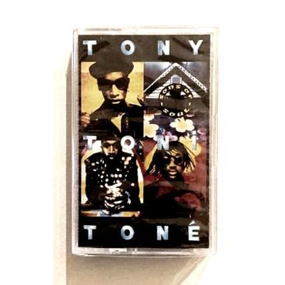 <img class='new_mark_img1' src='https://img.shop-pro.jp/img/new/icons3.gif' style='border:none;display:inline;margin:0px;padding:0px;width:auto;' />TONY! TONI! TONE! - SONS OF SOUL (CASSETTE) (EX/EX)