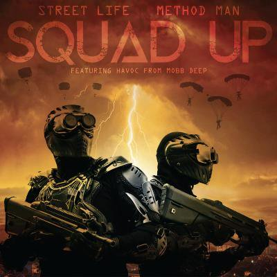 <img class='new_mark_img1' src='https://img.shop-pro.jp/img/new/icons54.gif' style='border:none;display:inline;margin:0px;padding:0px;width:auto;' />STREET LIFE x METHOD MAN - SQUAD UP (7) (NEW)