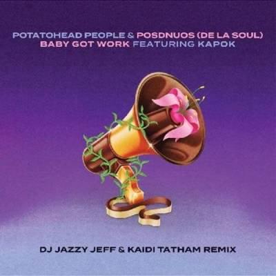 POTATOHEAD PEOPLE, POSDNUOS - BABY GOT WORK (7) (NEW)