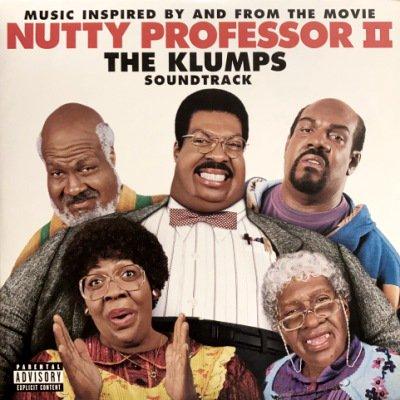 V.A. - NUTTY PROFESSOR II: THE KLUMPS (O.S.T.) (LP) (EX/EX)
