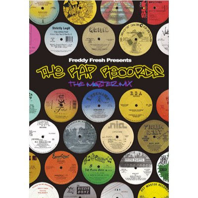 <img class='new_mark_img1' src='https://img.shop-pro.jp/img/new/icons54.gif' style='border:none;display:inline;margin:0px;padding:0px;width:auto;' />FREDDY FRESH - THE RAP RECORDS - THE MASTERMIX (CD) (DJ MIX) (NEW)