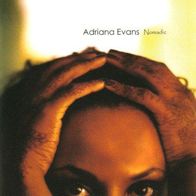 ADRIANA EVANS - NOMADIC EP (CD) (VG+/VG+)