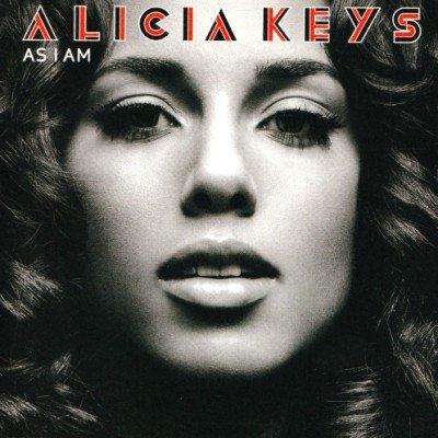 ALICIA KEYS - AS I AM (CD) (VG+/VG+)
