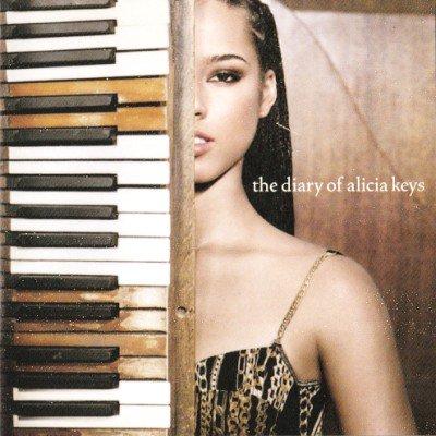 ALICIA KEYS - THE DIARY OF ALICIA KEYS (CD) (JP) (VG+/VG+)