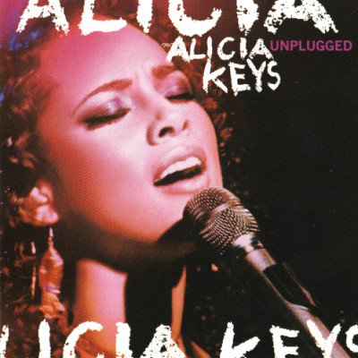 ALICIA KEYS - UNPLUGGED (CD) (EU) (VG+/VG+)
