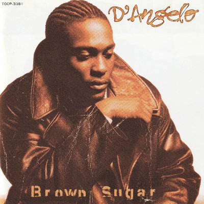 <img class='new_mark_img1' src='https://img.shop-pro.jp/img/new/icons3.gif' style='border:none;display:inline;margin:0px;padding:0px;width:auto;' />D'ANGELO - BROWN SUGAR (CD) (JP) (EX/VG+)