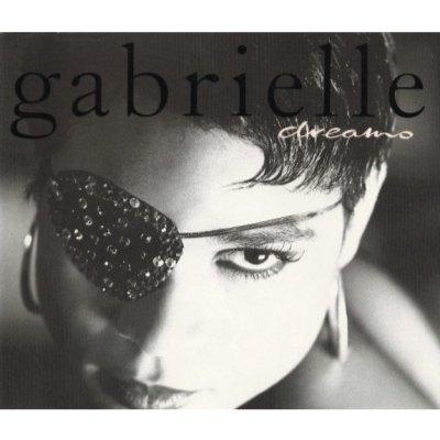 GABRIELLE - DREAMS (CD) (SINGLE) (VG+/VG+)
