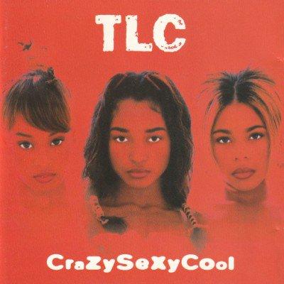 TLC - CRAZYSEXYCOOL (CD) (VG+/VG+)